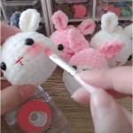 Amigurumi Bunny Tutorial