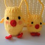 Crochet Amigurumi Doll Idea