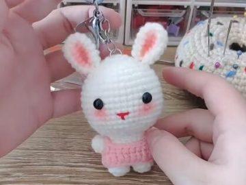 Amigurumi Rabbit Tutorial