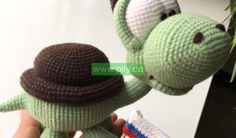 easy crochetdollpattern free