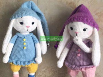 free crochetdoll patterns