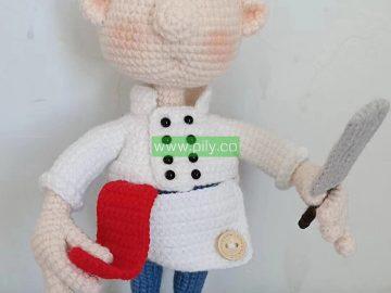 free easy crochet doll patterns