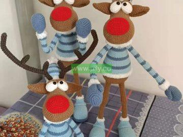large crochetdollpattern