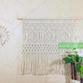 largemacrame wall hanging tutorial