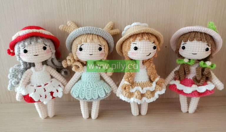 What are the different crochet patterns?