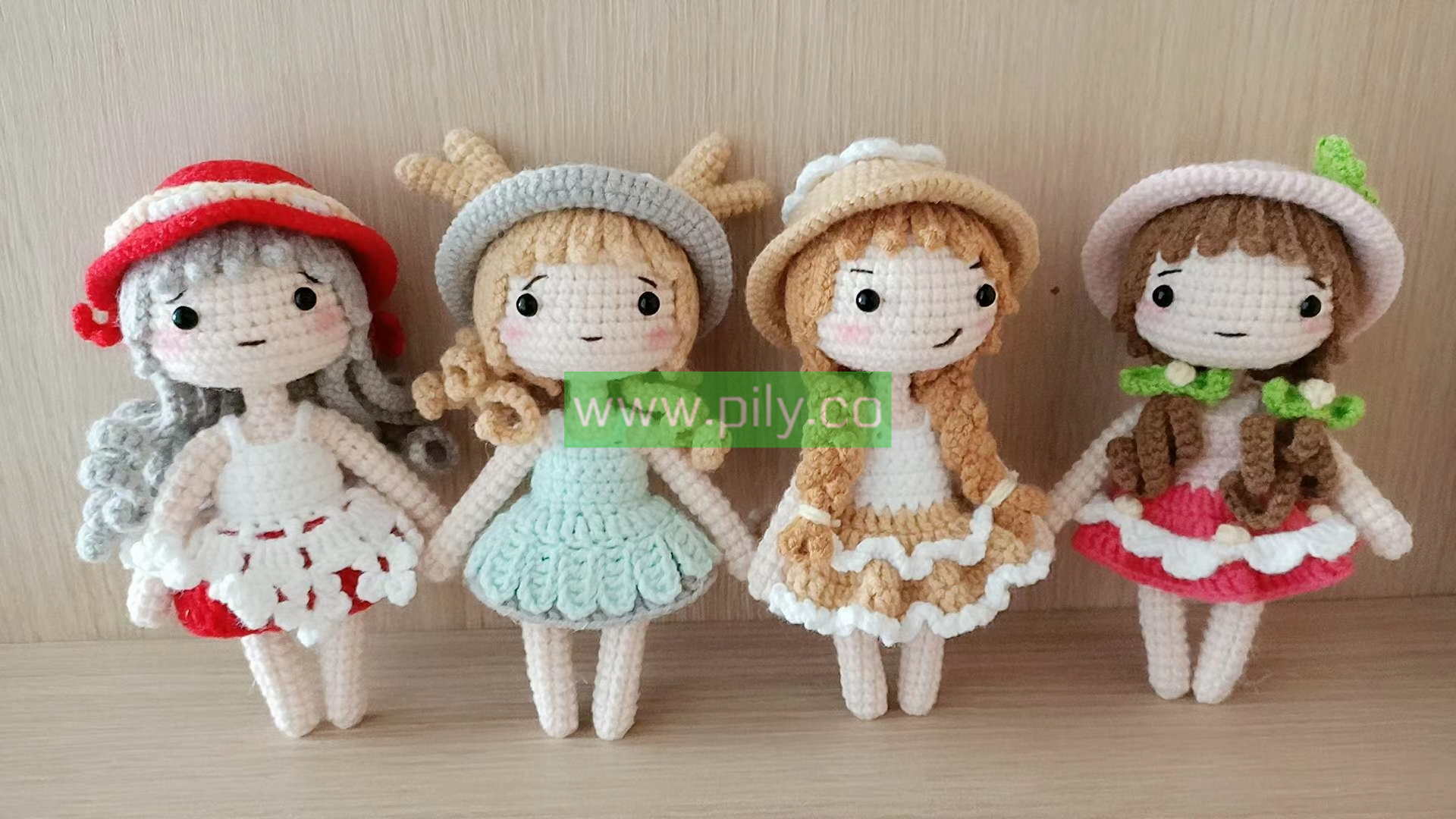 the different crochet patterns