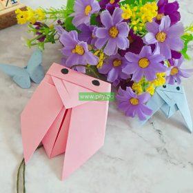 origami cicada tutorial